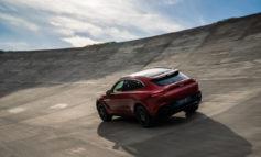 أستون مارتن تكشف النقاب عن دي بي إكس سيارة دفع رباعي استثنائية بروح رياضية