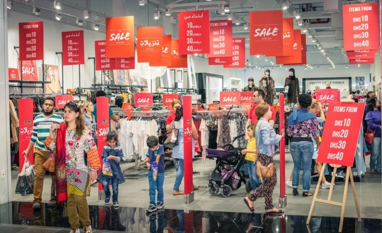 مهرجان دبي للتسوّق يتألق في يوبيله الفضي