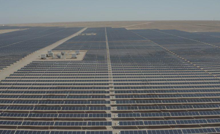 """بكلفة 68 مليون دولار: """"أكوا باور"""" تبدأ تشغيل محطة الريشة للطاقة الشمسية في الاردن"""