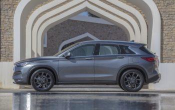 سيارة QX50  من إنفينيتي تفوز بجائزة دليل المستهلكين 2020 عن فئة أفضل سيارة يُمكن شراؤها