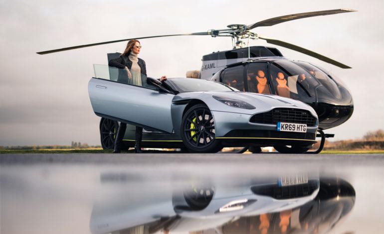 تعاون إيرباص و أستون مارتن لتصميم المروحية الجديدة إيه سي إتش 130 أستون مارتن إديشن