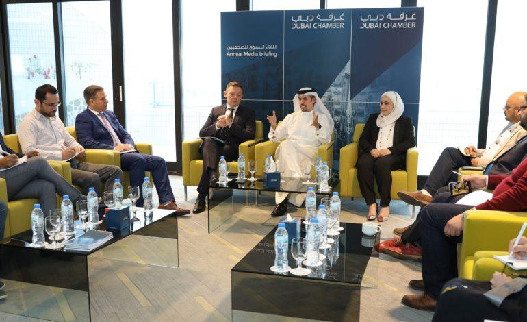 غرفة دبي توفر 50 مليون درهم خلال ثلاث سنوات بفضل تحولها الرقمي