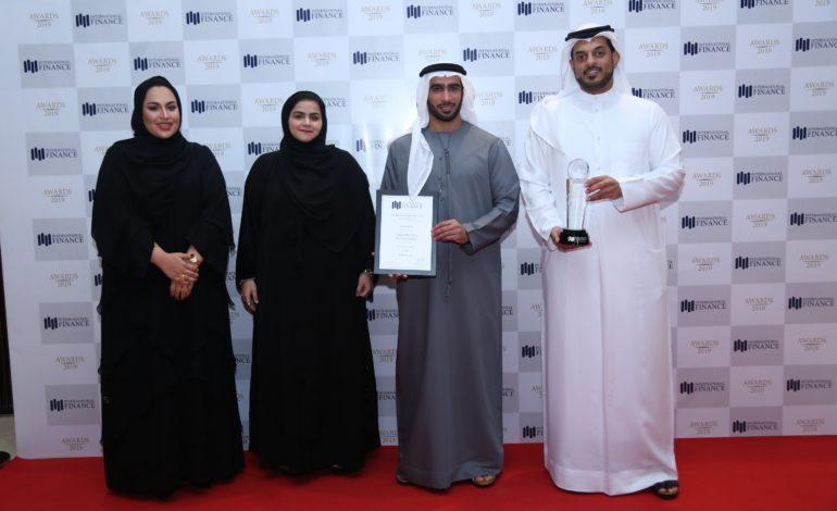 """""""استثمر في الشارقة"""" ينال جائزة """"أفضل وكالة للاستثمار الأجنبي المباشر 2019 – الإمارات"""""""