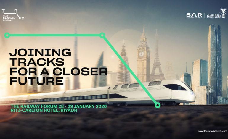 الرياض تترقب انطلاق منتدى الخطوط الحديدية 2020 وسط مشاركة محلية وعالمية واسعة