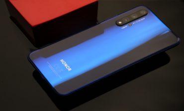 إطلاق هاتف HONOR 20 بتصميمه الزجاجي الأيقوني في الإمارات