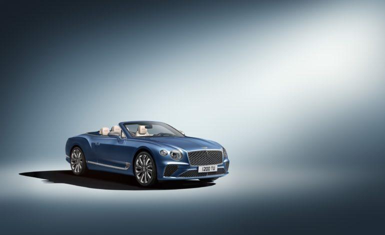 Bentley Continental GT Mulliner Convertible الجديدة تحدّد معايير الفخامة للسيارات المكشوفة