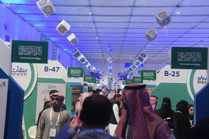 120 شركة سعودية وخليجية ناشئة تستعرض تجاربها بريادة الأعمال أمام زوار ملتقى بيبان الرياض