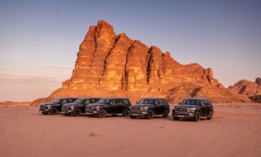 إنفينيتي تسجّل مبيعات قوية في السعودية بعد تسعة أشهر من إطلاق الشراكة الجديدة