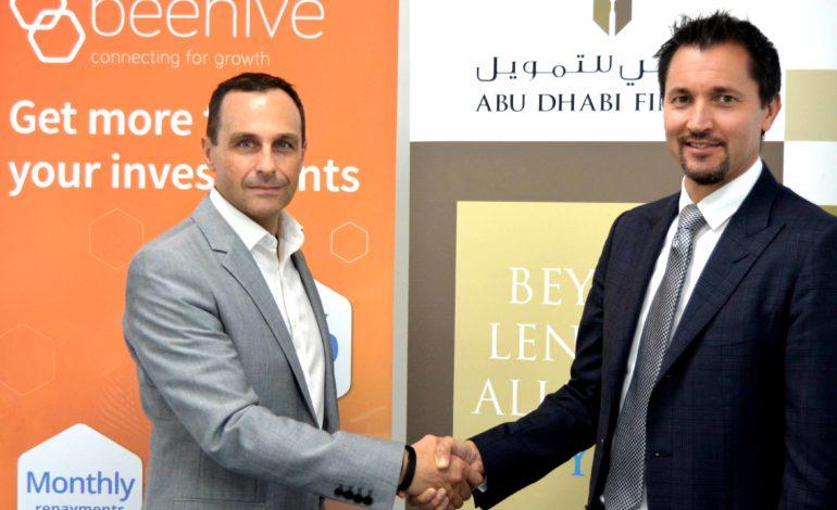 شركة أبوظبي للتمويل توقع اتفاقية شراكة استراتيجية مع منصة التمويل الجماعي بيهايف