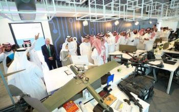 القصبي يدشن المركز السعودي للأعمال الاقتصادية وأكبر مركز لذكاء الأعمال