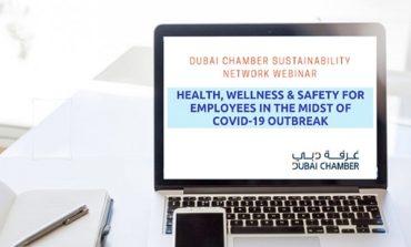 غرفة دبي تستعرض توصيات حول تعزيز صحة وسلامة الموظفين في الظروف الحالية