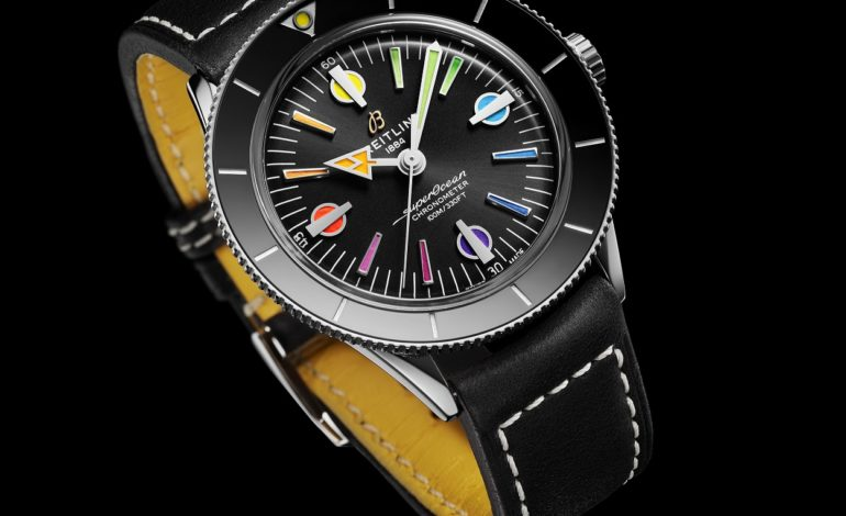 مجموعة كرونومات (Chronomat) الجديدة من بريتلينغ (Breitling):