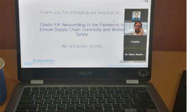 غرفة دبي تنظم منتدى إلكتروني لبحث ضمان استمرارية سلسلة الإمداد والتوزيع وحماية العمال