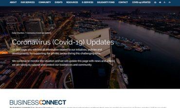 غرفة دبي تستحدث منصة معلوماتية على موقعها الإلكتروني لمساعدة القطاع الخاص على تخطي تداعيات انتشار فيروس كوفيد 19