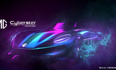 'إم جي' تكشف عن سيارتها النموذجية Cyberster Concept