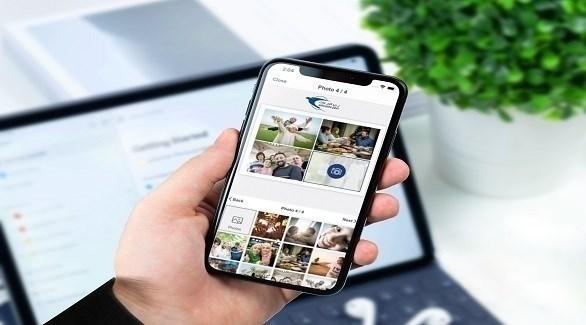 """بريد الإمارات يطلق تطبيق """"epostcard"""" للتواصل بين العائلة والاصدقاء"""