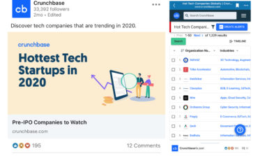 360VUZ الأكثر رواجا عالميا كشركة التكنولوجيا الناشئة خلال العام 2020