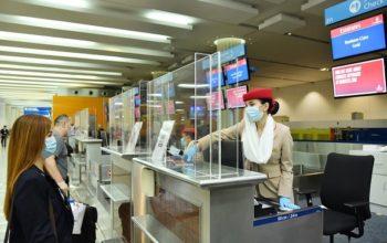 طيران الإمارات ترسي معايير رائدة لضمان سلامة الركاب
