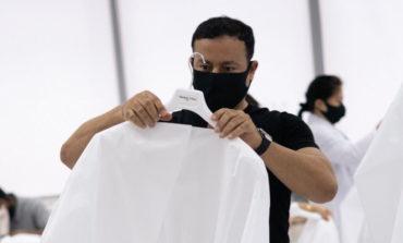 """""""حي دبي للتصميم"""" ينضم إلى# AThread4Cause  لصنع ملابس طبية"""