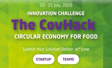 إطلاق مسابقة الابتكار عن بعد كوفـ – هاكثون لتعزيز مرونة سلاسل الإمداد الغذائي