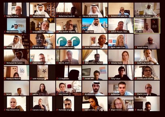 غرفة دبي تعقد اجتماعها الدوري مع ممثلي المجموعات ومجالس الأعمال المنضوية تحت مظلتها