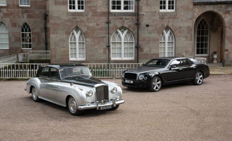 محرّك Bentley الأيقوني من ثمان أسطوانات يصل إلى مرحلة نهاية الإنتاج