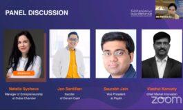 غرفة دبي تنظم سلسلة ندوات افتراضية مخصصة لشركات التكنولوجيا المالية في دبي والهند