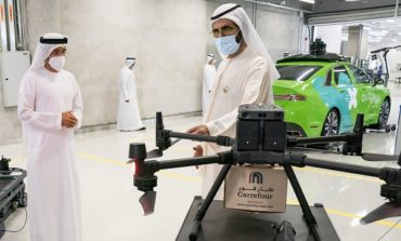 محمد بن راشد يفتتح مختبرات دبي للمستقبل