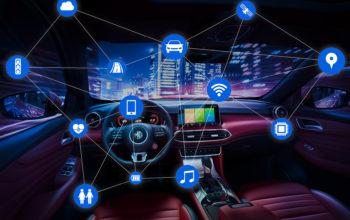 'إم جي موتور' تتهيّأ لطرح سيارات متصلة بالإنترنت في الشرق الأوسط