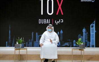 """حمدان بن محمد يعلن اختتام المرحلة الأولى لمبادرة """"دبي إكس تن"""""""