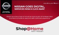 نيسان تطرح خدمات Shop@Home الجديدة للتسوّق من المنزل