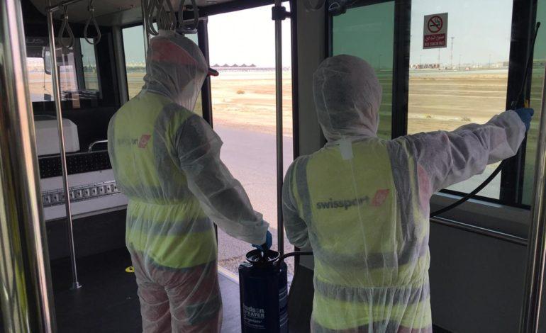 """تعاون شركتي """"وايا كت"""" و """"سويسبورت"""" لحماية المسافرين من جائحة كورونا"""