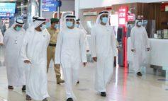 حمدان بن محمد يتفقد استعدادات مطار دبي الدولي ويؤكد : جاهزون لاستقبال العالم