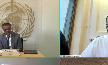 الاتحاد السعودي للرياضة للجميع يتعاون مع منظمة الصحة العالمية