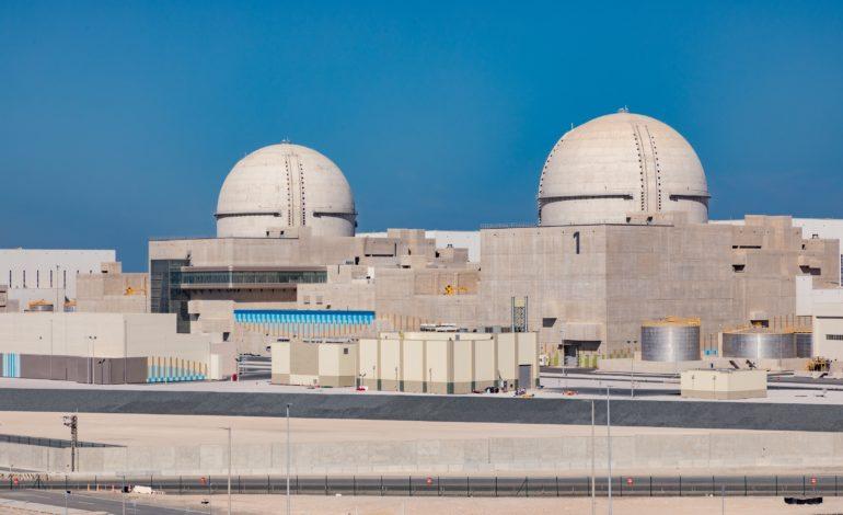 الإمارات تعلن بداية التشغيل الآمن لأولى محطات براكة للطاقة النووية السلمية