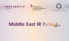 """تقرير """"IR Pulse"""" المخصص لمنطقة الشرق الأوسط يطلق سلسلة من الرؤى والمعلومات"""