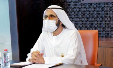 محمد بن راشد يطلق مهمة الإمارات لاستكشاف القمر