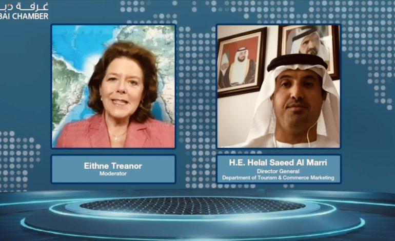 المري: دبي أظهرت مرونة عالية في الاستجابة بكفاءة وسرعة لمختلف ظروف الأعمال ومتغيرات السوق