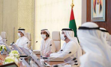 محمد بن راشد: الطموحات عالية لوضع الإمارات في الصدارة