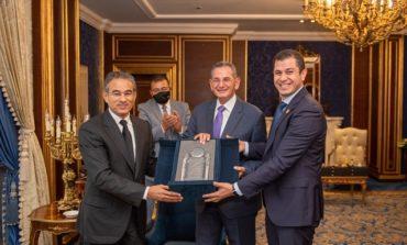 'إعمار مصر'  توقّع بروتوكول تعاون مع صندوق 'تحيا مصر'  لتنفيذ خطط للتنمية المستدامة في قرية سيدي عبد الرحمن