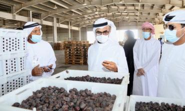 بلحيف النعيمي يبحث تطوير منظومة الابتكار في القطاع الزراعي
