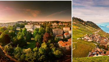 8 أشياء تجعل من لوزان أفضل مدينة صغيرة في العالم