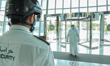 واحة دبي للسيليكون تستخدم خوذة ذكية مبتكرة لكشف الأعراض المحتملة لـ كوفيد-19