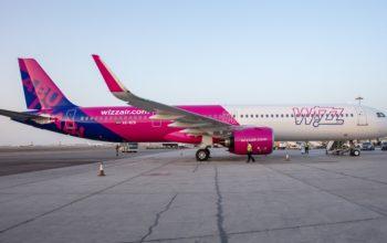 """""""ويز إير أبوظبي"""" تعلن عن وصول أولى طائراتها الحديثة إلى مطار أبوظبي"""