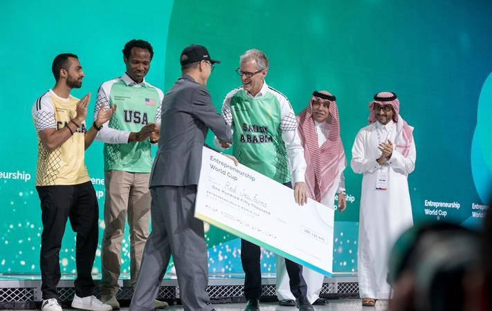 كاوست ومسك تتعاونان لتنظيم كأس العالم لريادة الأعمال ٢٠٢٠