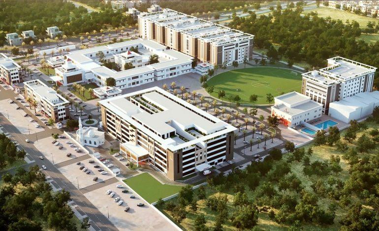 """""""مدينة ثومبي الطبية"""" عجمان تلعب دوراً أساسياً في النهوض بالتعليم الطبي والرعاية الصحية والأبحاث العلمية"""