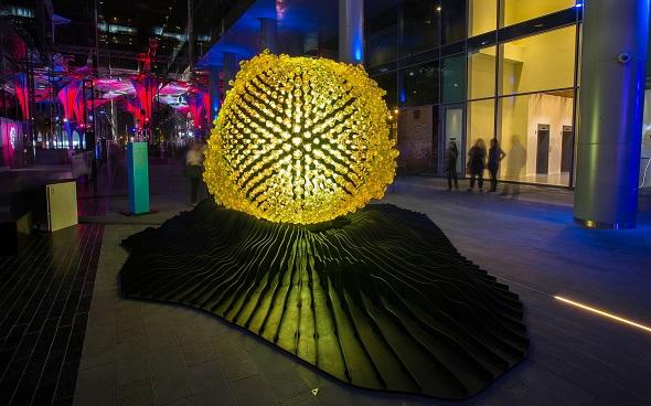 حي دبي للتصميم تناقش آفاق فنون الإضاءة وأذواق