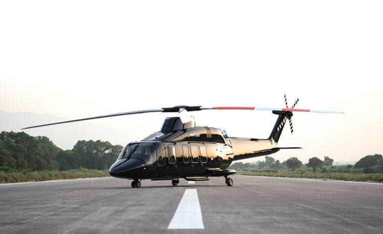 طائرة Bell 525 المروحية الفاخرة