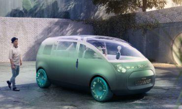 الإطلاق العالمي الحصري لسيارة MINI Vision Urbanaut