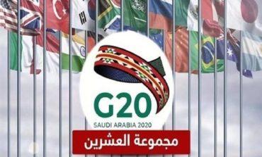 أبرز الشخصيات في رئاسة السعودية لمجموعة العشرين